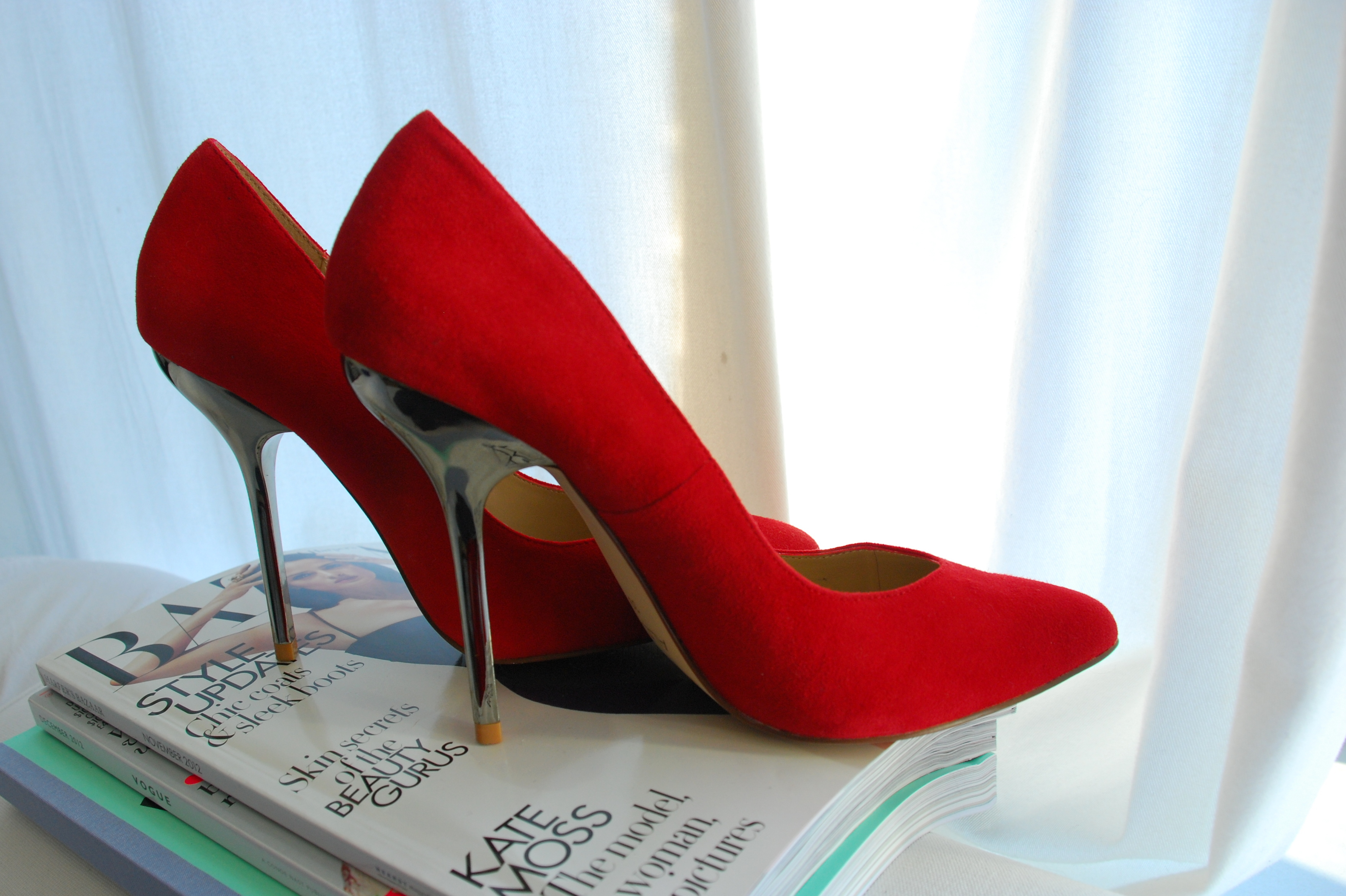 Where Can I Find Red Heels